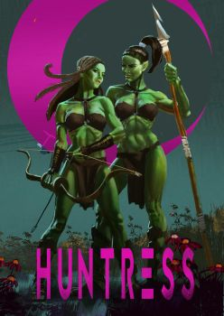 Huntress by W33DZO