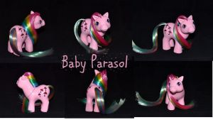 Baby Parasol by Soulren