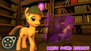 [DL] Magic Sound Effects [SFM Resource] by Monmonstar