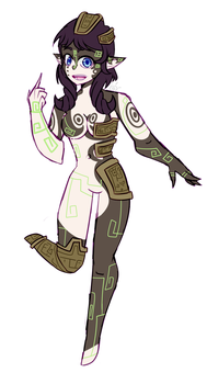 Avanna Re-design Concept Thingy by The-7th-Demon