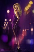 Color of night II by Vitaly-Sokol