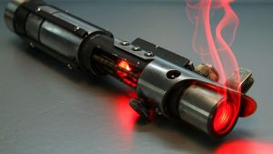 LightSaber from Star Wars by gawrifort