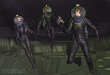 Vacc Suits by NICELabs