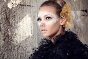 Pure - editorial by photofenia
