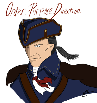 Haytham Kenway by Countess-Nynke