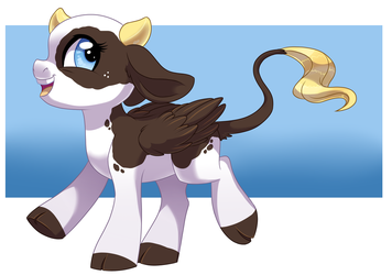 Comm: How Now Brown Cow by Lopoddity