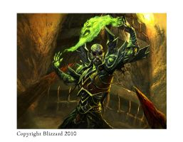 Demonologist by Dave-Kendall
