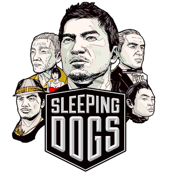 Sleeping Dogs Icon by Ni8crawler