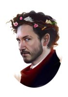 Not That Strange : Bertie Carvel by erebus-odora