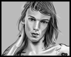 Speedpaint - JamieISJace by jeminabox