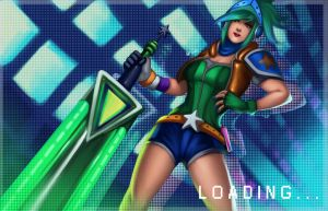 Arcade Riven by Beverii