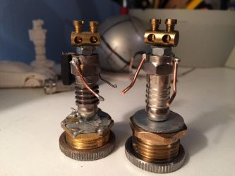 My little creations man mk1 and mk2 (buffed) by scampy001