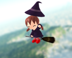 .: Witch Event :. by MagicalFlyingTurtle