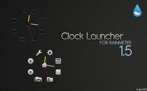 Clock Launcher by kalpet89