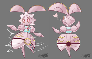 Magearna the Steel Princess