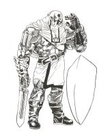 King Vance by tiocleiton