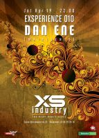 Dan Ene at Xs Industry by argoaeon
