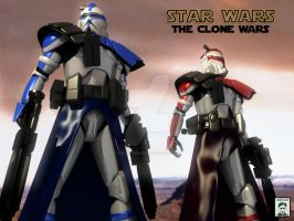 ARC Troopers by ssejllenrad2