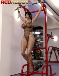 Cara Lox Private Gym by Redrobot3D
