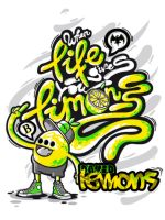 when live gives you lemons by mohd90