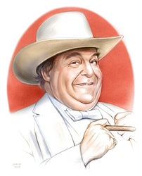 Boss Hogg in Color by gregchapin