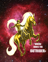 SPL: Outrider Cover by ProdigyDuck