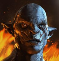 Azog by Will2Link
