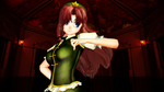 Ingame Re-creation Hong Meiling SWR 16:9 by headstert