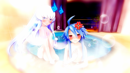 CM3D2: Rei and White Heart - Bathroom 02 by excahm