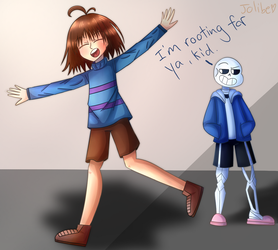 Oh look, it's a redraw by Jolibe