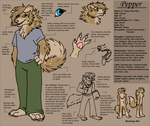 Pepper Ref by Keetah-Spacecat