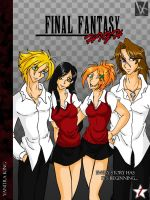 Final Fantasy High by kingv