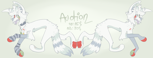 [auction] weak when you're around me by SA666AN