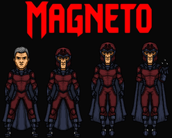 Magneto (New Earth) by Nova20X
