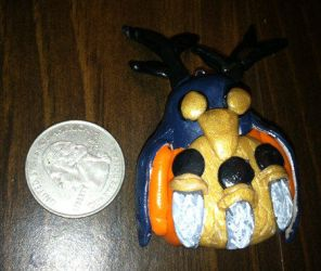 Troll Boomkin Charm by poisiongirl