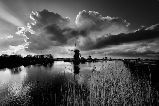 kinderdijk ::1 by MisterKey