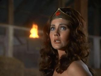Wonder Woman in disbelief by wwfan