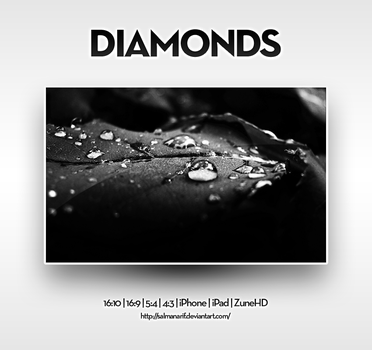 Diamonds by salmanarif