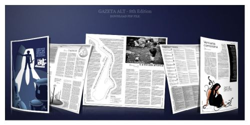 Gazeta ALT - 8th Edition by hiharry