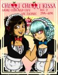 Maid Cafe Poster 2012 by MightyMaki