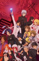 Devil Survivor 2: Together We Stand by annako