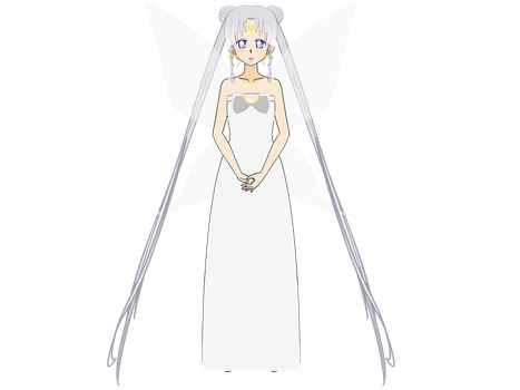 Queen Serenity by Galaxial-Unicorn