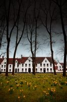 Beguinage Bruges by starsofglass