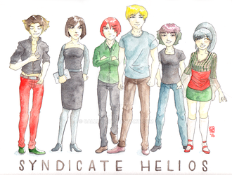 SH Group by calliedl