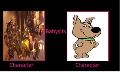 what if the Junkers babysits Scrappy Doo by masonicon