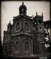 Gothic Temple  2 by Estruda
