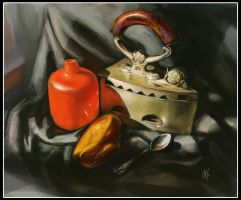 Study: Still Life 3 by Tsabo6
