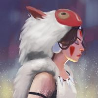 Mononoke by as-obu