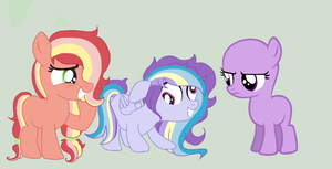 Is Not Amused Collab by CitrusSkittles