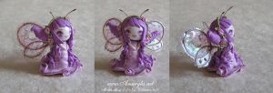 Fairy Fimo 7 by Nailyce